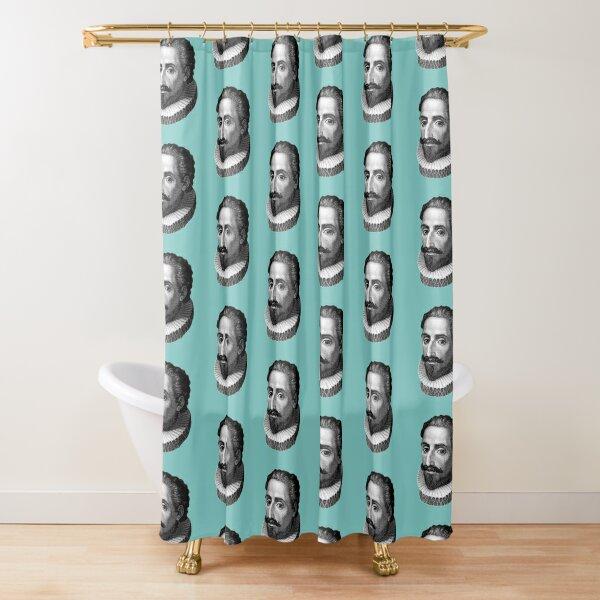Cervantes Cortina de ducha