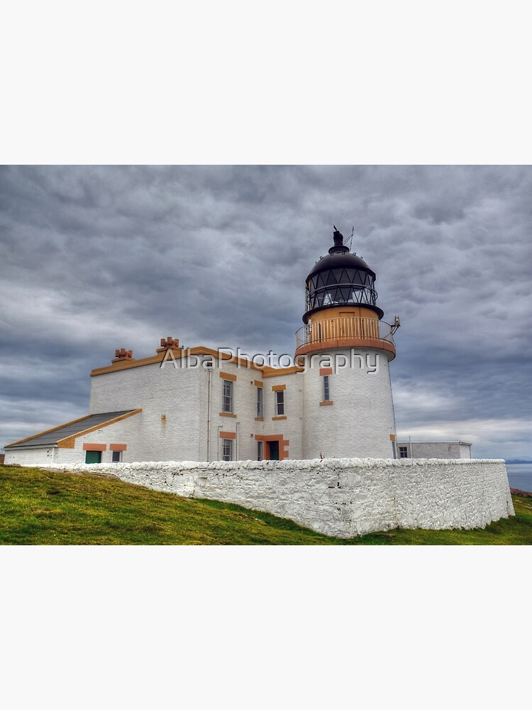 Stoer Head Lighthouse, Sutherland, Scotland by AlbaPhotography