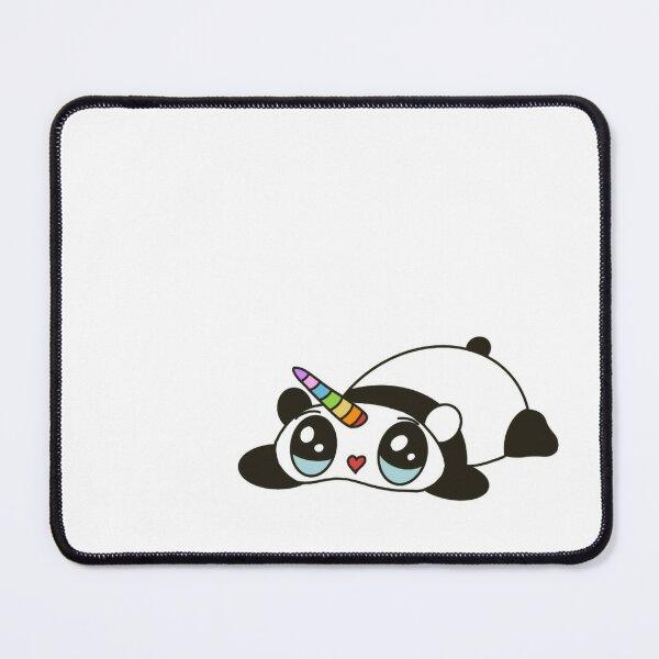 Unicorn Panda Mouse Pad