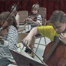 Music Class by dbclemons