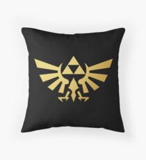 Zelda - Triforce Throw Pillow