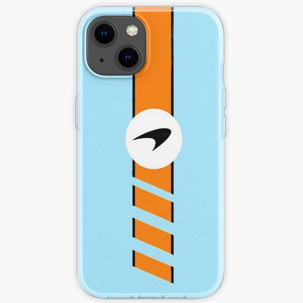 Mclaren Monaco Livery  iPhone Soft Case