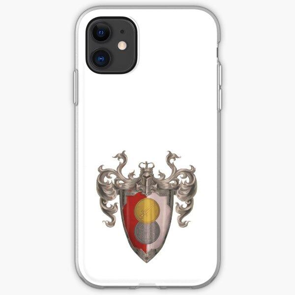 Vestenmannavnjar iPhone Soft Case