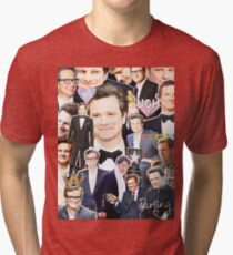 colin firth collage Vintage T-Shirt