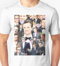 colin firth collage T-Shirt