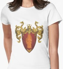 Castille Womens Fitted T-Shirt