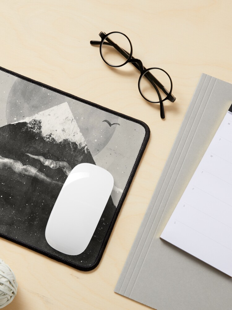 Alternate view of Zenith Mouse Pad