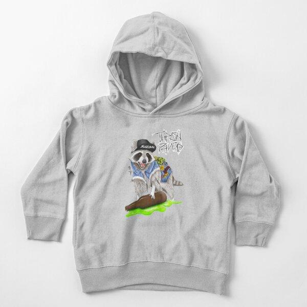 Thrash Panda Toddler Pullover Hoodie
