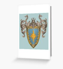 Montaigne Greeting Card