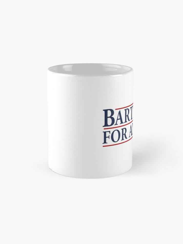 Alternate view of Bartlet For America Mug
