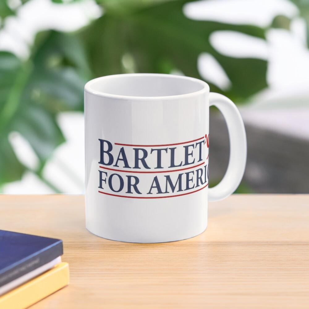 Bartlet For America Mug