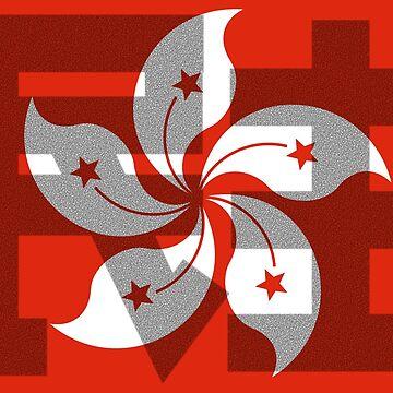 Democracy for Hong Kong by mishki