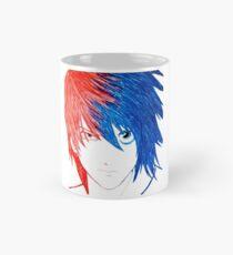 Light Vs L - Death Note Mug
