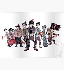 The Lost Boys from 'Hook' (1991) Poster