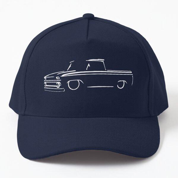 Chevy C10 Hot Rod Baseball Cap