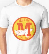 Metro Oil Company Vintage Tshirt Unisex T-Shirt