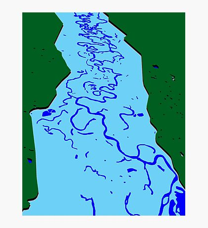 Flood Plain Photographic Print
