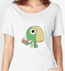 Keroro Tea Women's Relaxed Fit T-Shirt