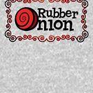RubberOnion Logotype with Border by RubberOnion