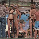 Party At The Lake by dbclemons