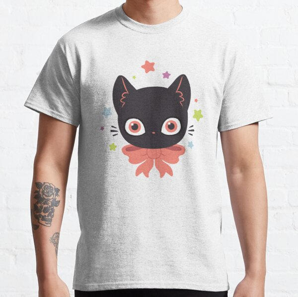 Rose Bow Kitty T-shirt classique