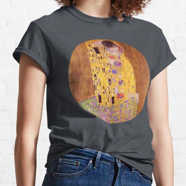 El beso - Gustav Klimt - Normal Camiseta clásica