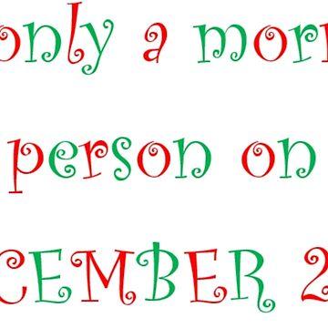december 25th by brontz