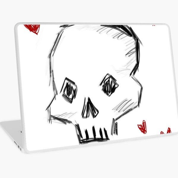 Crushing Laptop Skin