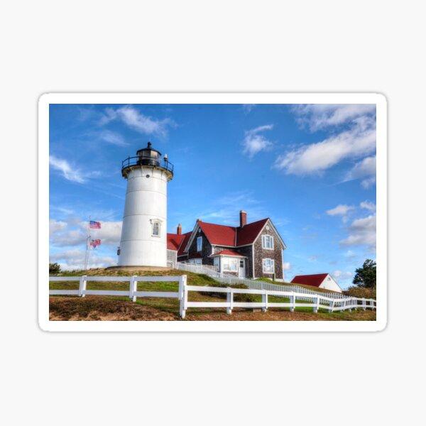 Nobska Point Lighthouse Sticker