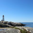 Peggy's Cove by Linda Jackson