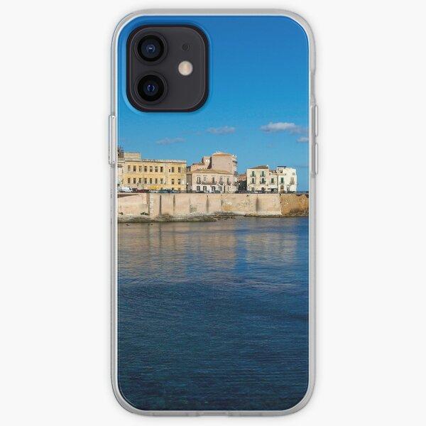 Island of Ortigia, Syracuse, Ital iPhone Soft Case