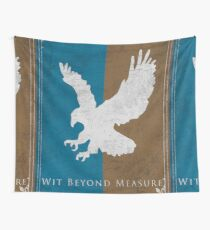 For the House of the Wise Wall Tapestry