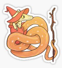 Reticulated Python - Razikale Sticker