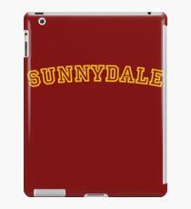 Sunnydale Gym Shirt 1 iPad Case/Skin