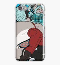 Rebel Monster iPhone Case/Skin