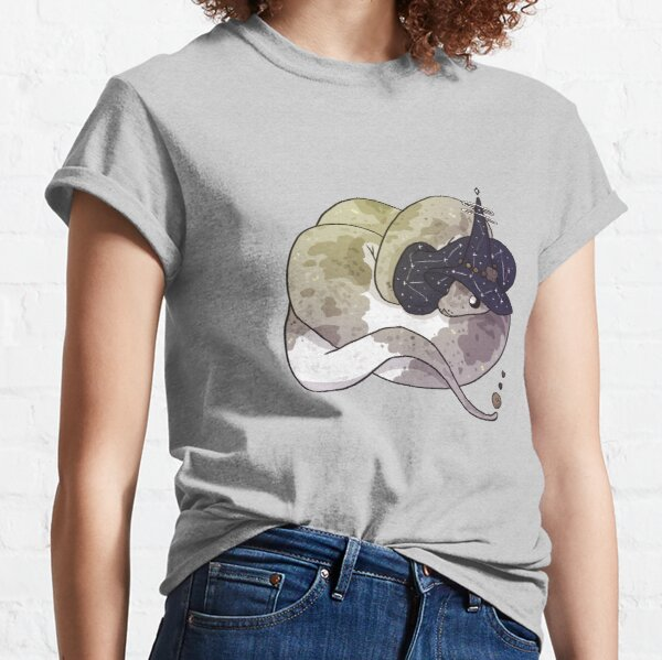 Ball Python - Anorthosite Classic T-Shirt