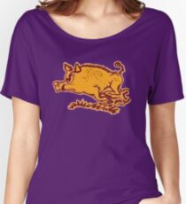 Charging Razorback Women's Relaxed Fit T-Shirt