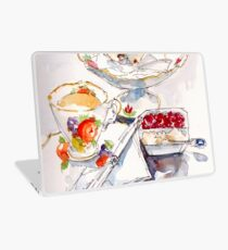 Devonshire Tea Laptop Skin