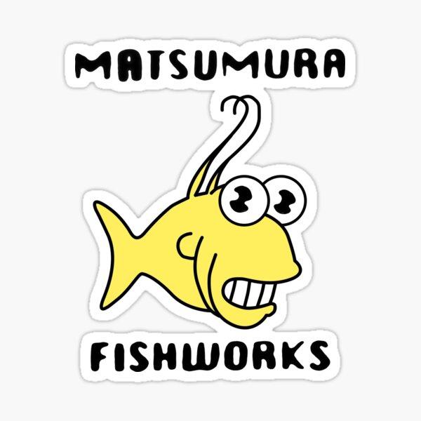 Matsumura Fishworks Sticker