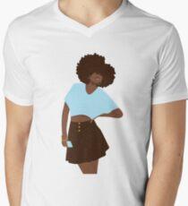 Hey Girl Men's V-Neck T-Shirt