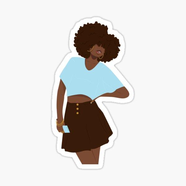 Hey Girl Sticker