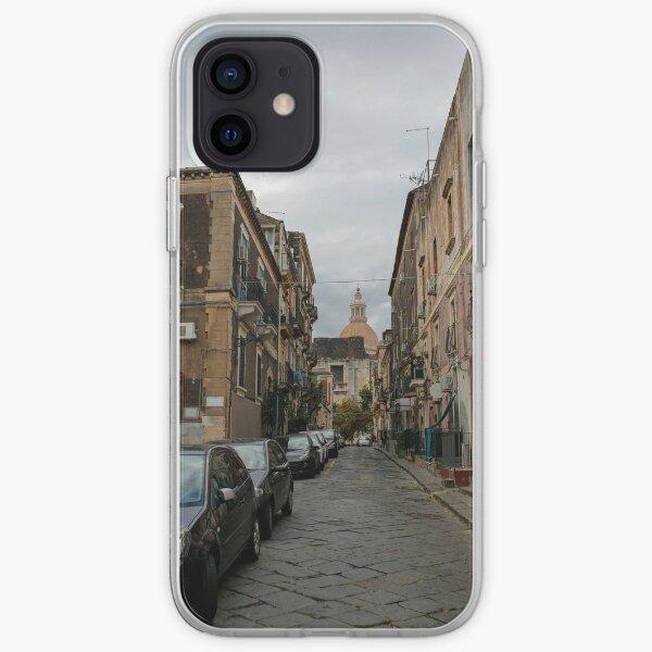 Catania Street iPhone Soft Case