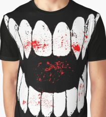 Vamp teeth Graphic T-Shirt
