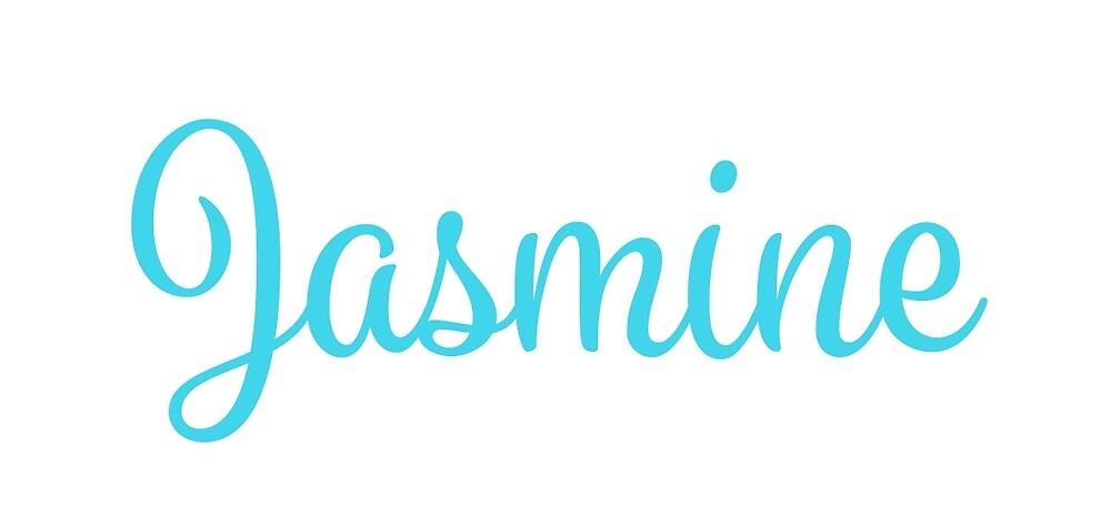 Jasmine by Abby Van Prooyen