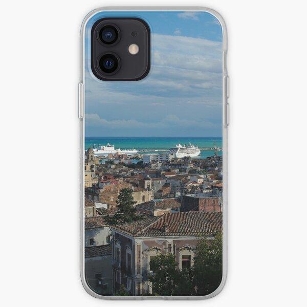 Catania Sicily Italy iPhone Soft Case