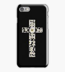 Daisy Cross iPhone Case/Skin