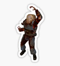 HL2 - Zombie Combine (Zombine) Sticker Sticker