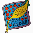 Tully Monster Illinois State Fossil by KFStudios