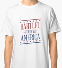 Bartlet For America 2 Classic T-Shirt
