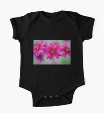 Pink Flowers Kids Clothes